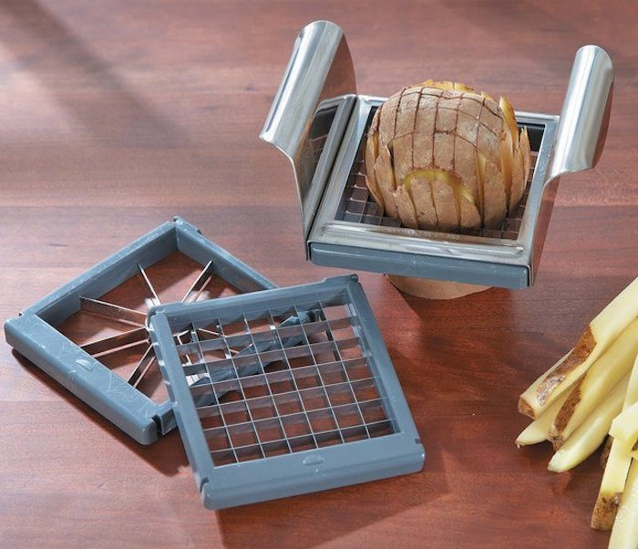 French Fry Cutter and Apple Corer