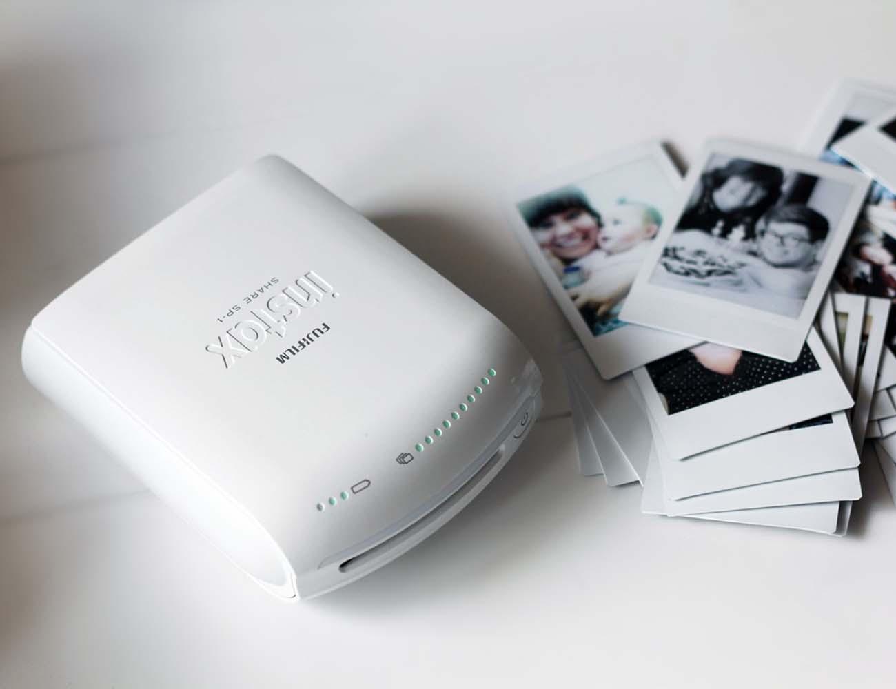 Instant bluetooth photo printer Polaroid Zip Instant Mobile Printer m