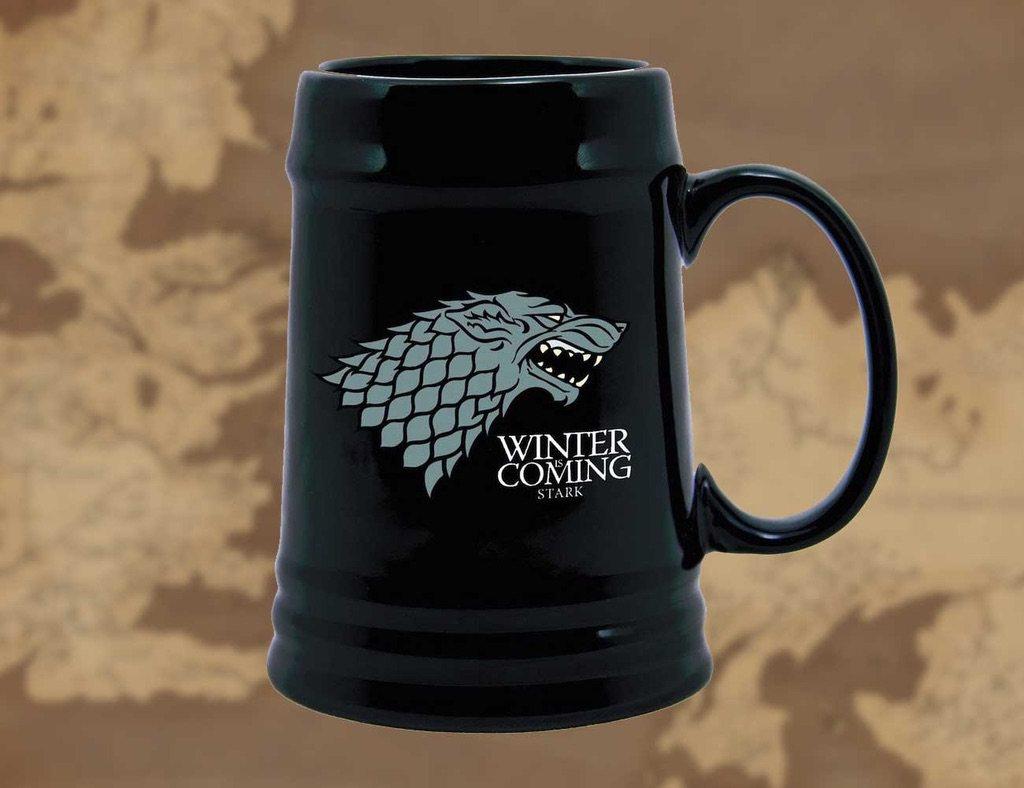 Game of Thrones Stark Sigil Mug