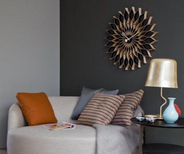 George Nelson Sunflower Clock By Vitra Review 187 The Gadget