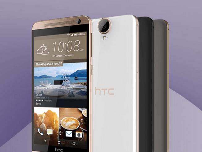 HTC E9 Plus phone