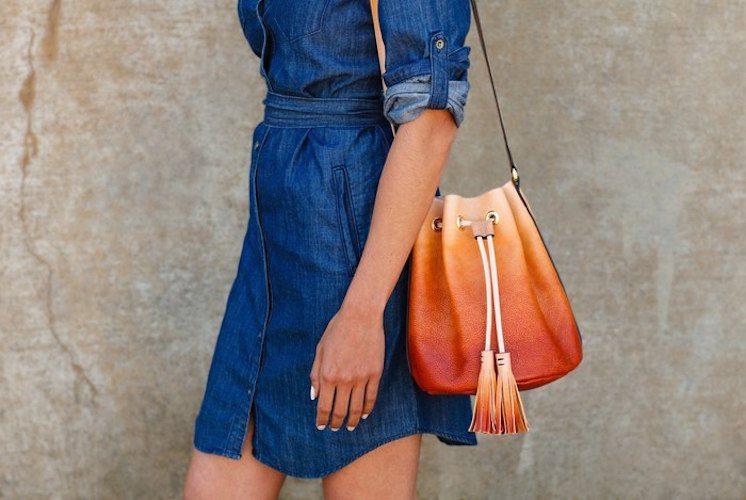 Hand-dyed Handbags