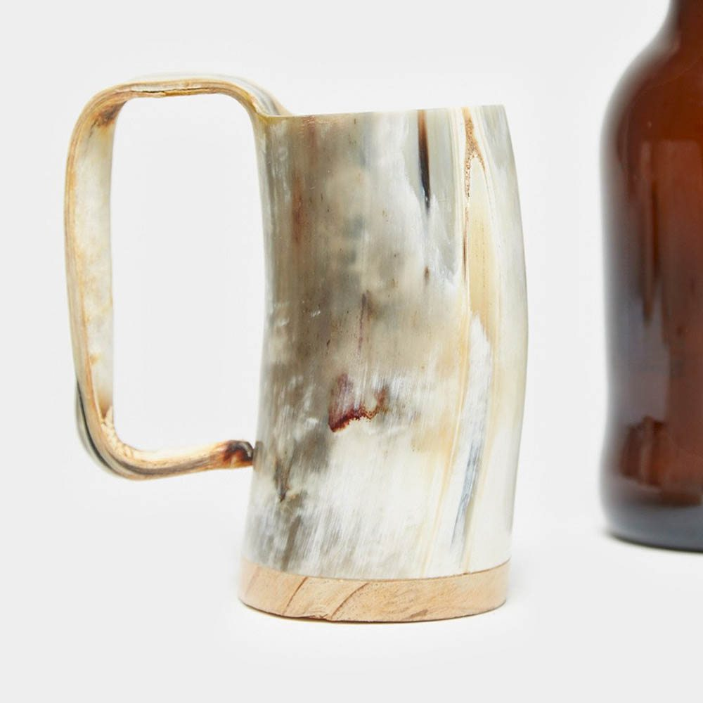 Handmade Horn Mug – As Seen on Game of Thrones