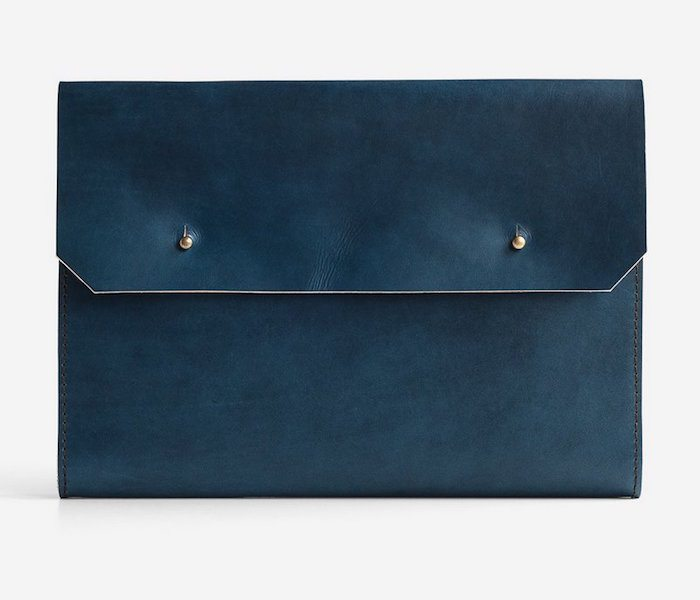 Indigo Folio Cross A4 by Noise Goods