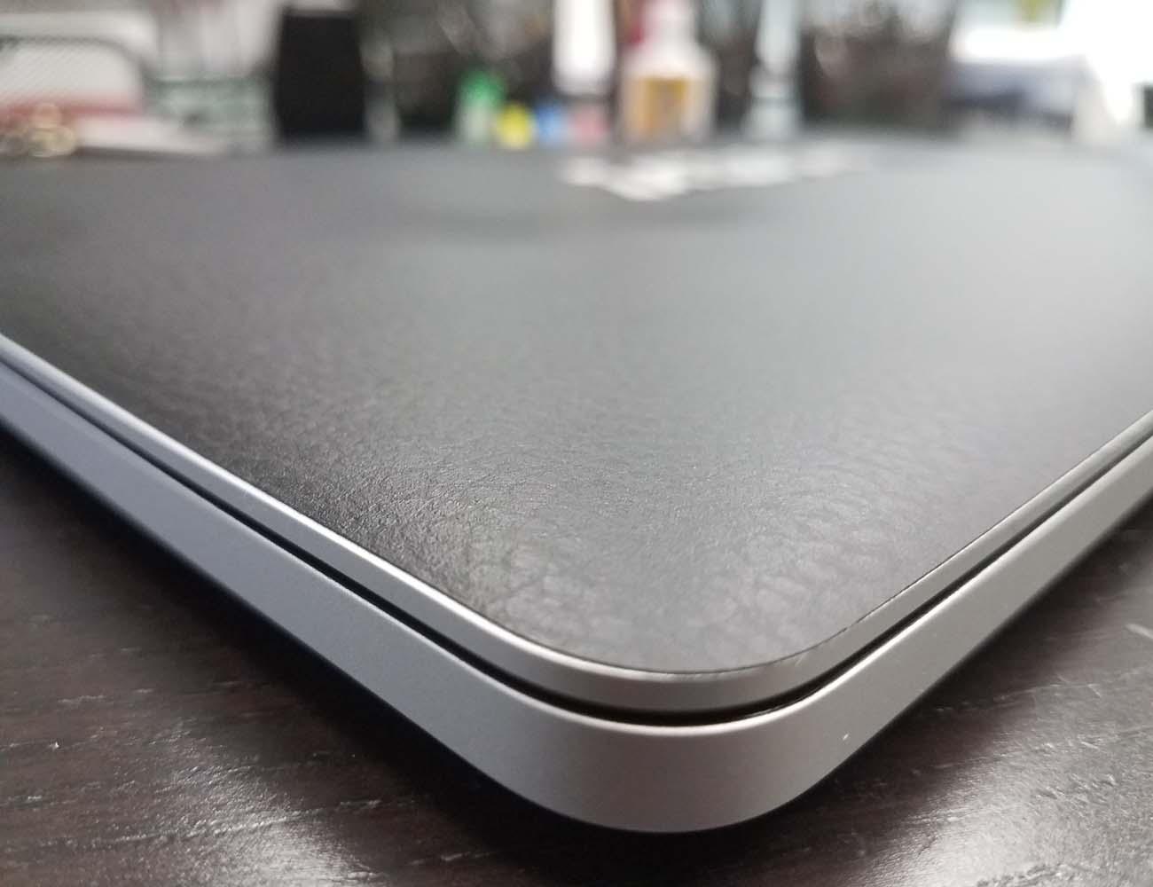 Leather+Series+MacBook+Pro+Skin+By+SlickWraps