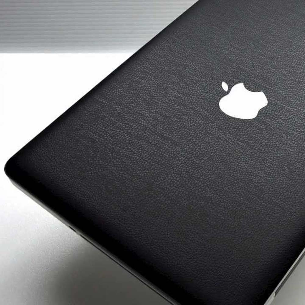 Leather Series MacBook Pro Skin by SlickWraps