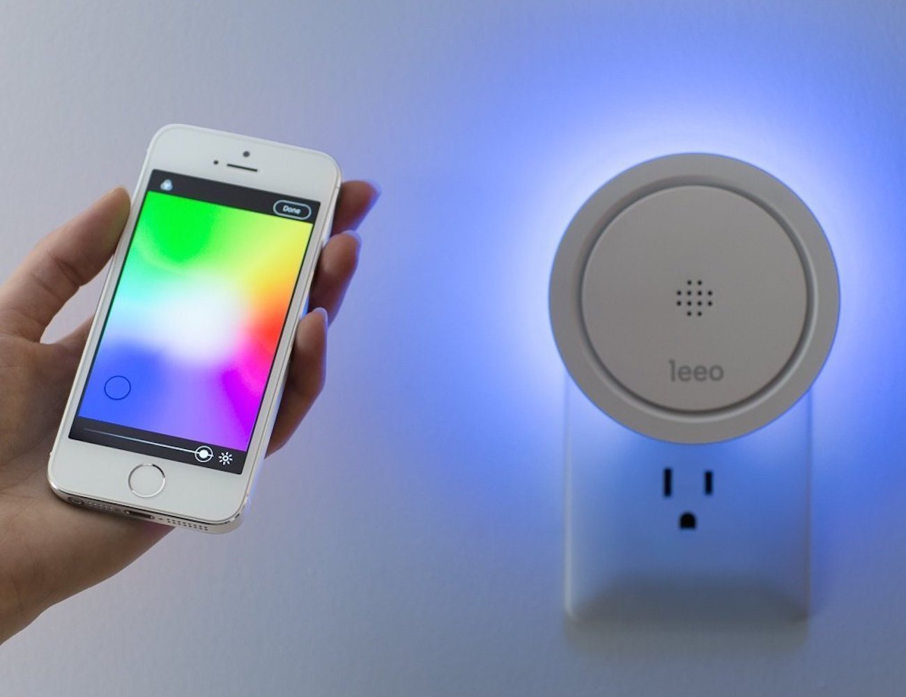 Leeo Smart Alert Safety Nightlight
