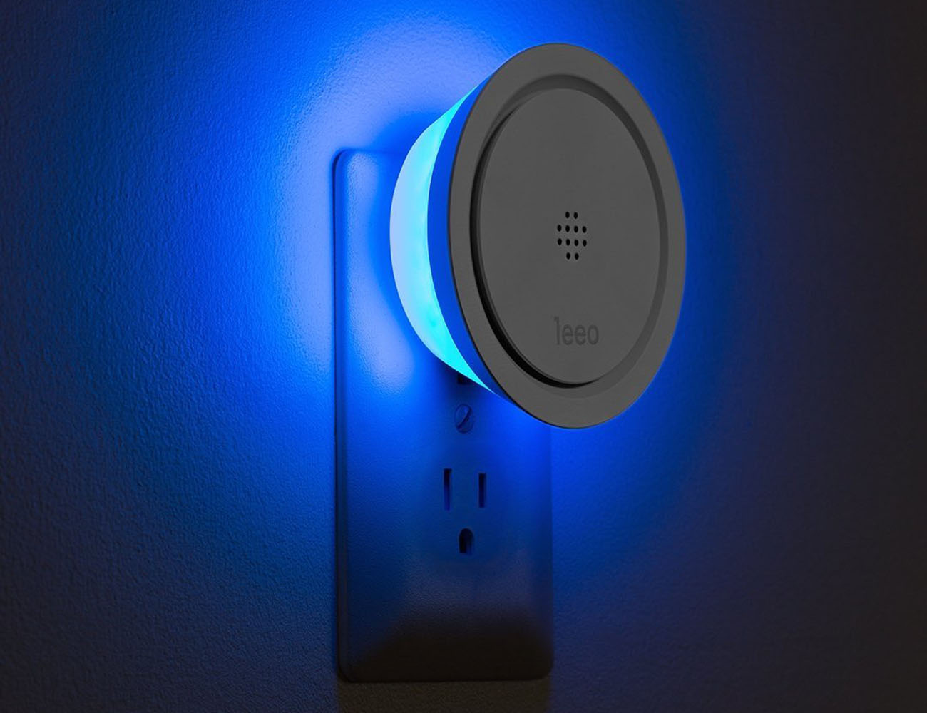 Leeo Smart Alert Safety Nightlight