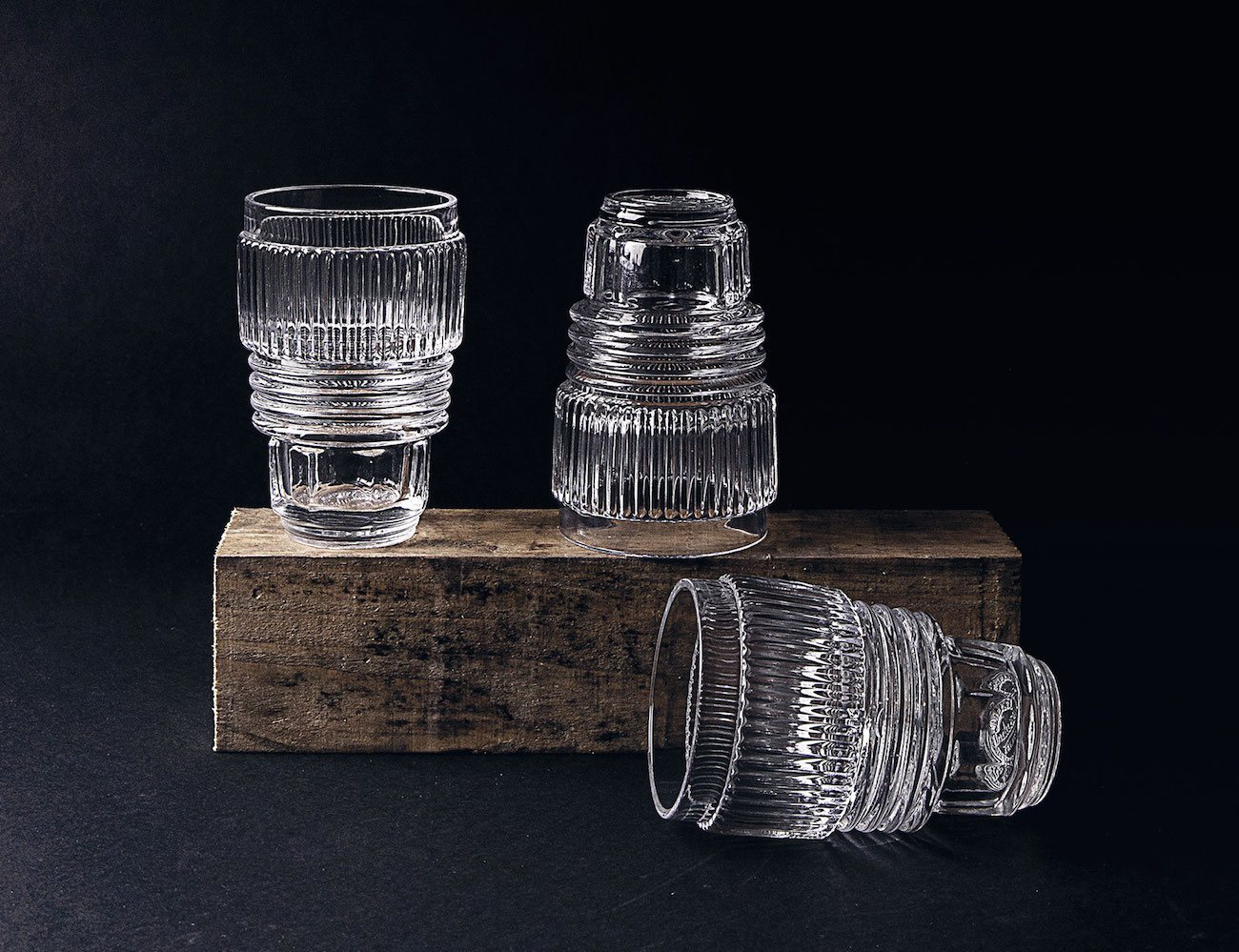 Machine Glassware by Diesel