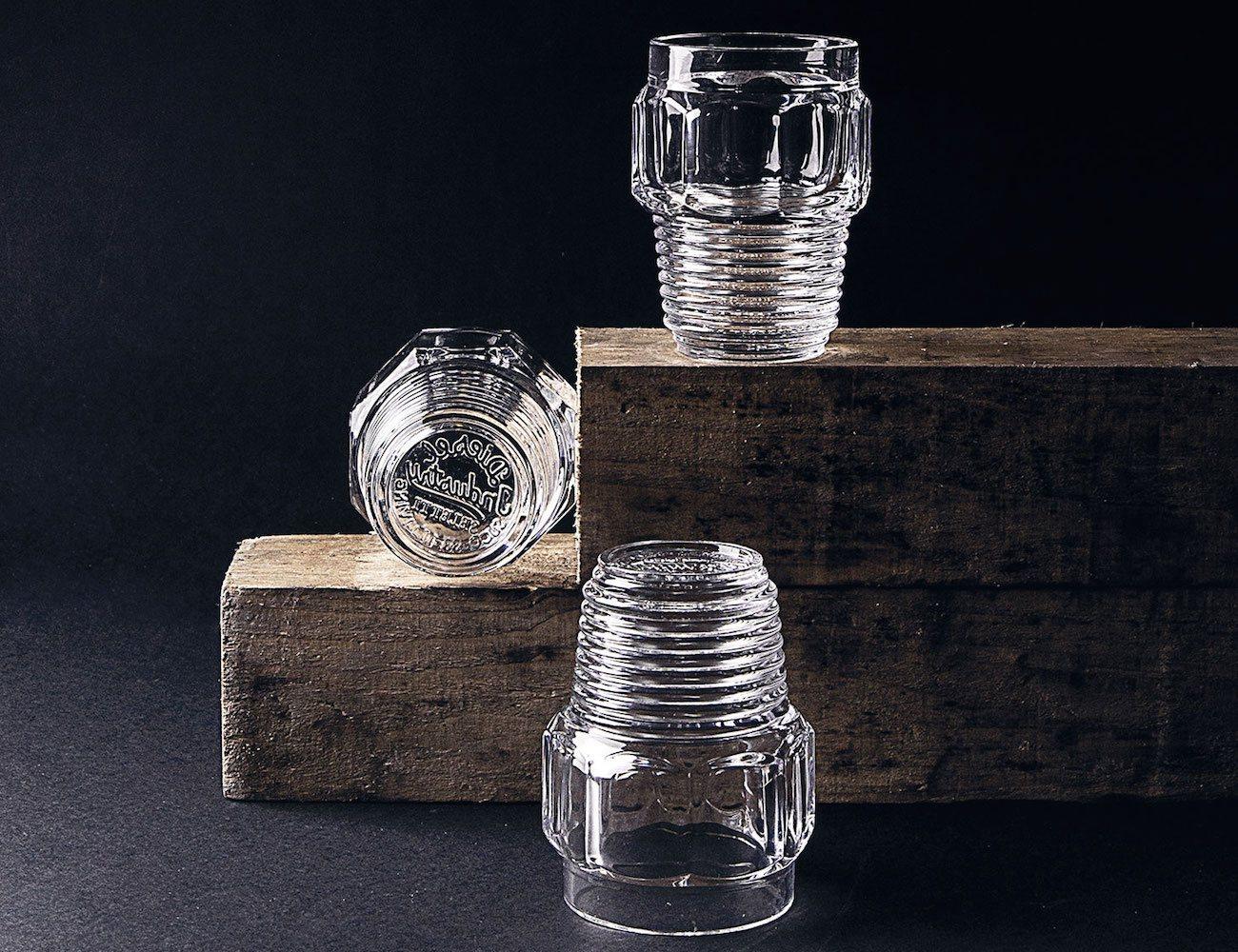 Machine Glassware by Diesel