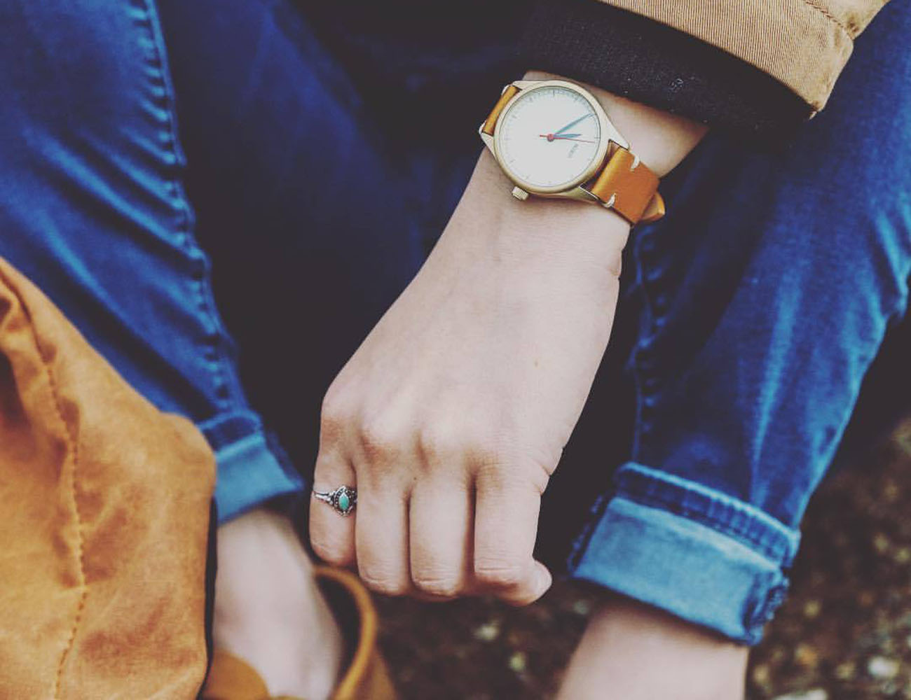 Miró Watches Creme/Honey