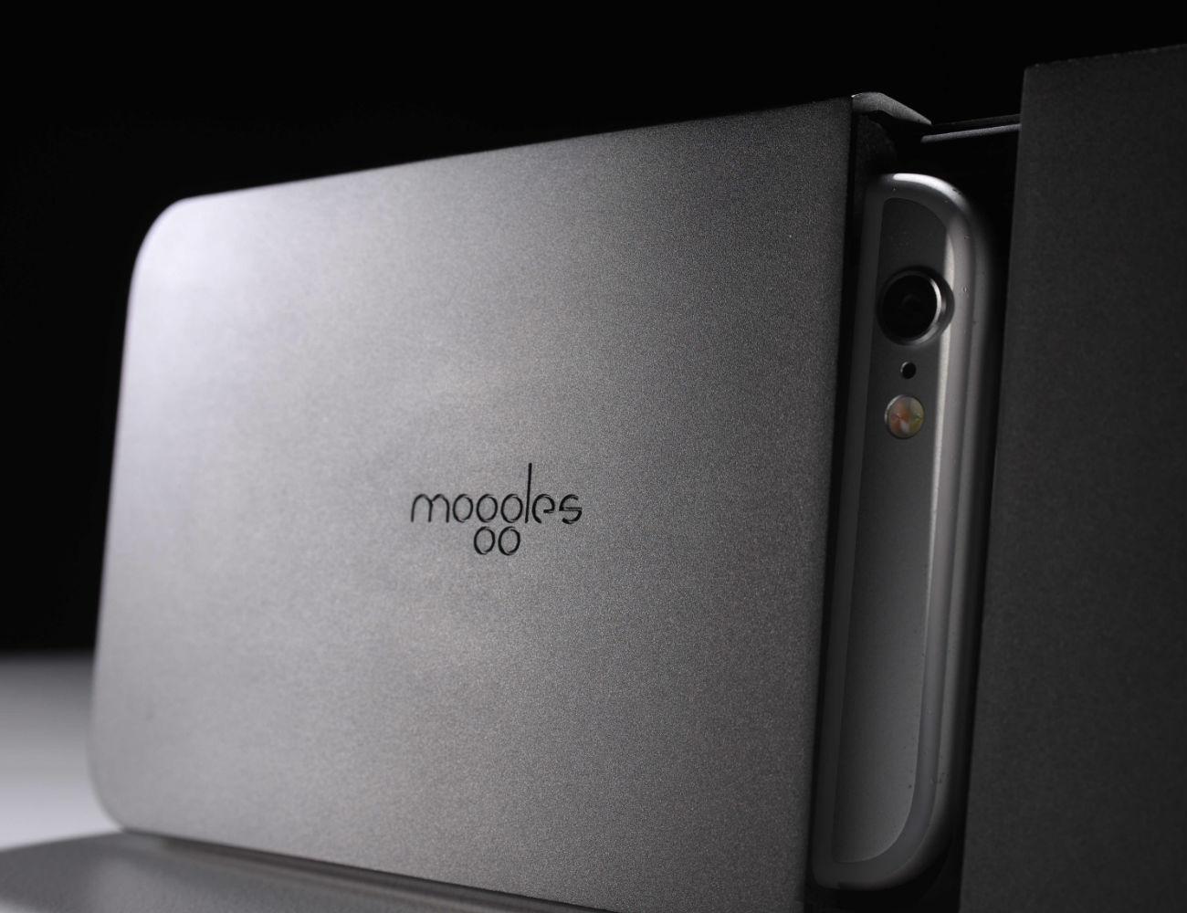 Moggles Pocket Virtual Reality