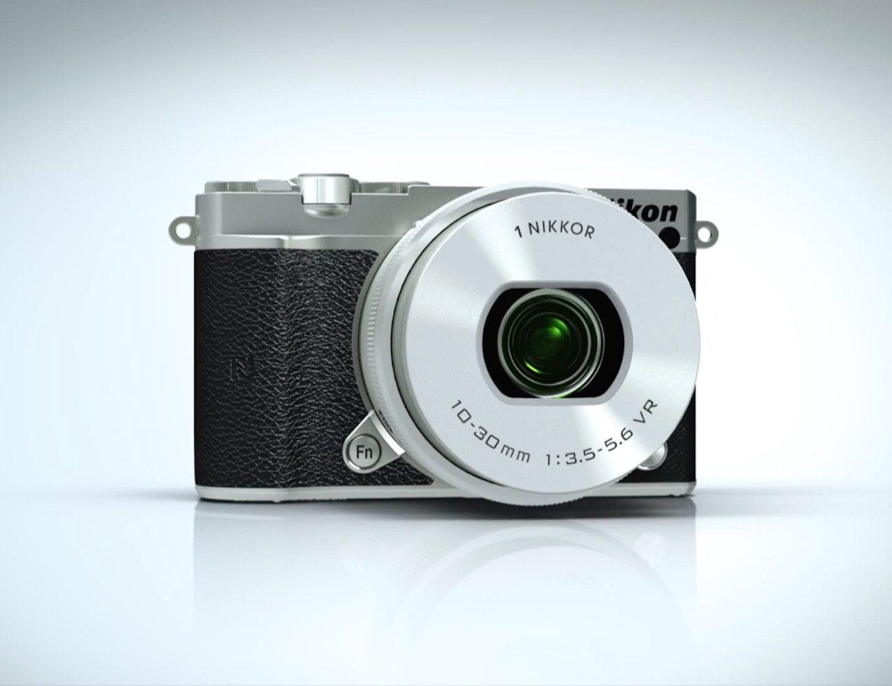 Nikon 1 J5 4K