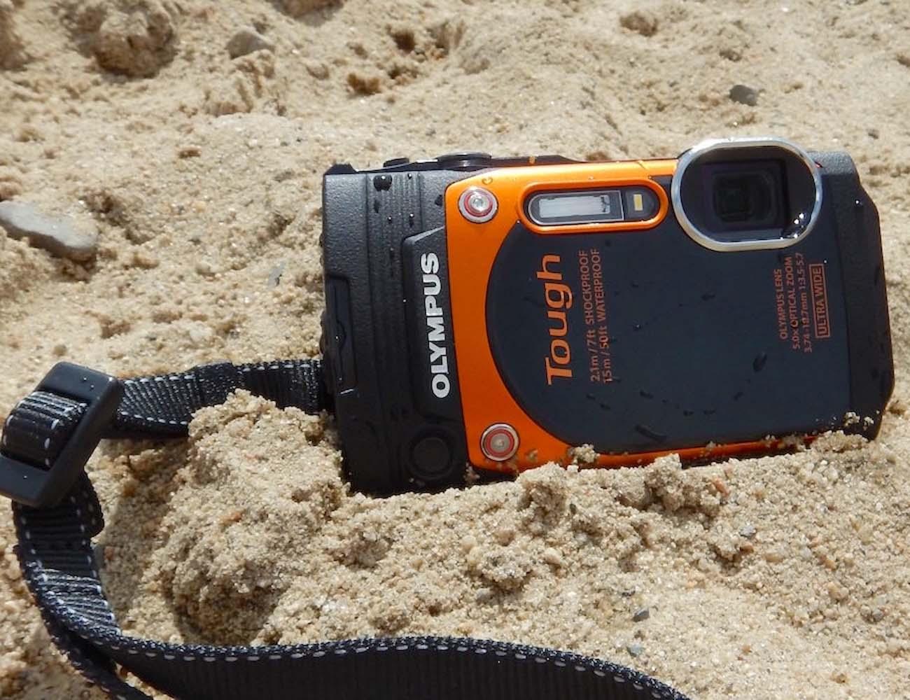 Olympus Stylus Tough TG-860 Rugged Camera