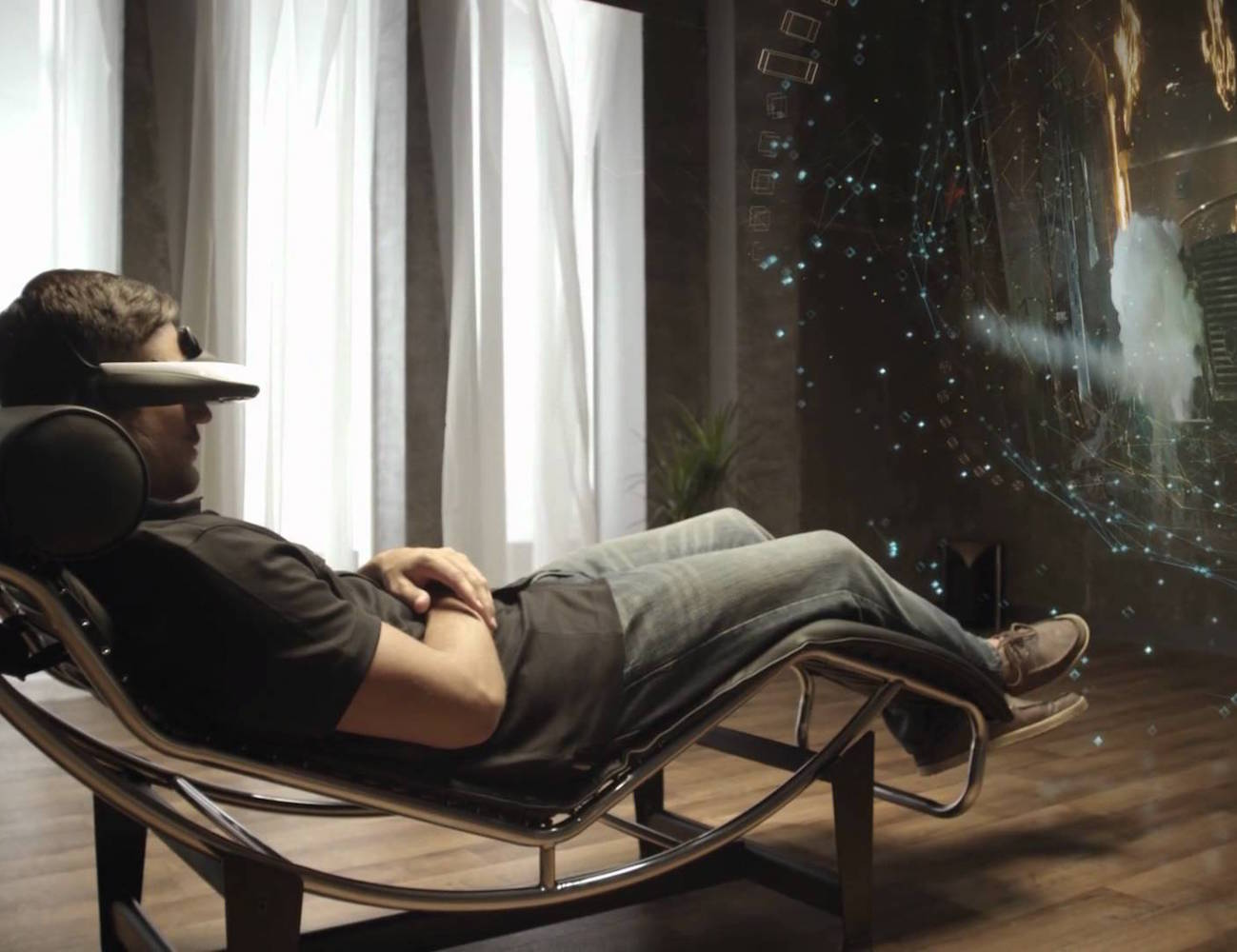 Personal 3D Viewer – Head Mounted Display by Sony