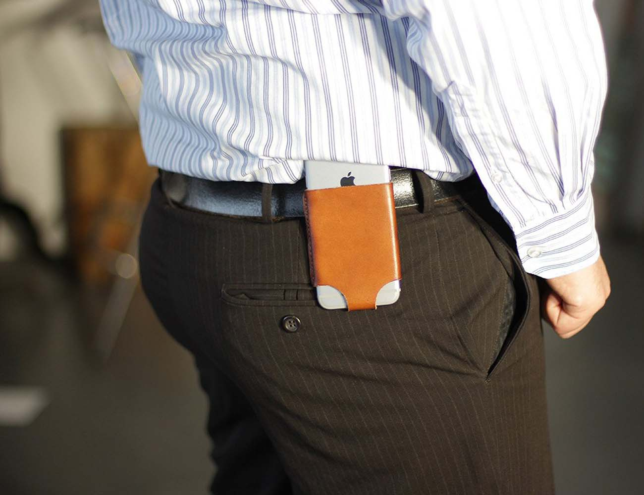 iPhone 6/6s Holster by Oopsmark