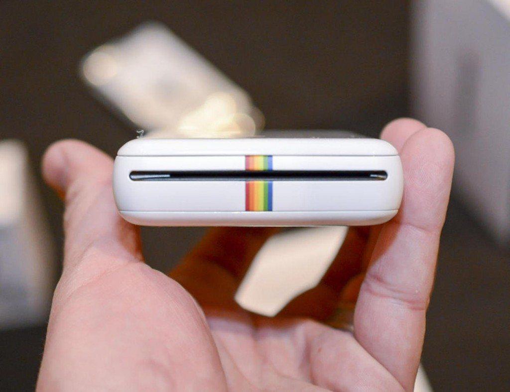 Polaroid+ZIP+Mobile+Printer