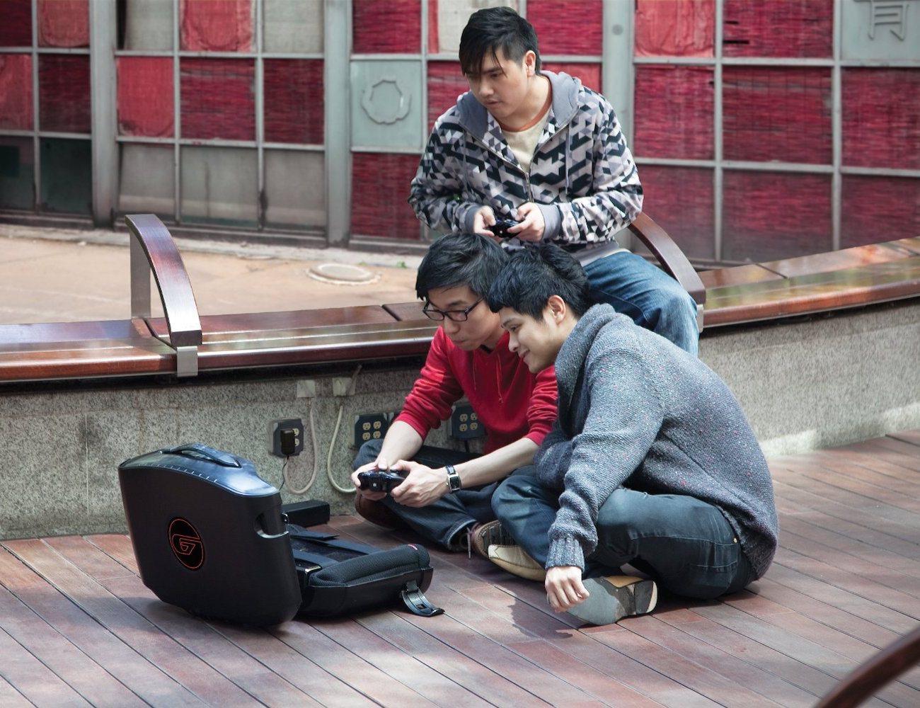 Portable+Gaming+Environment+By+GAEMS