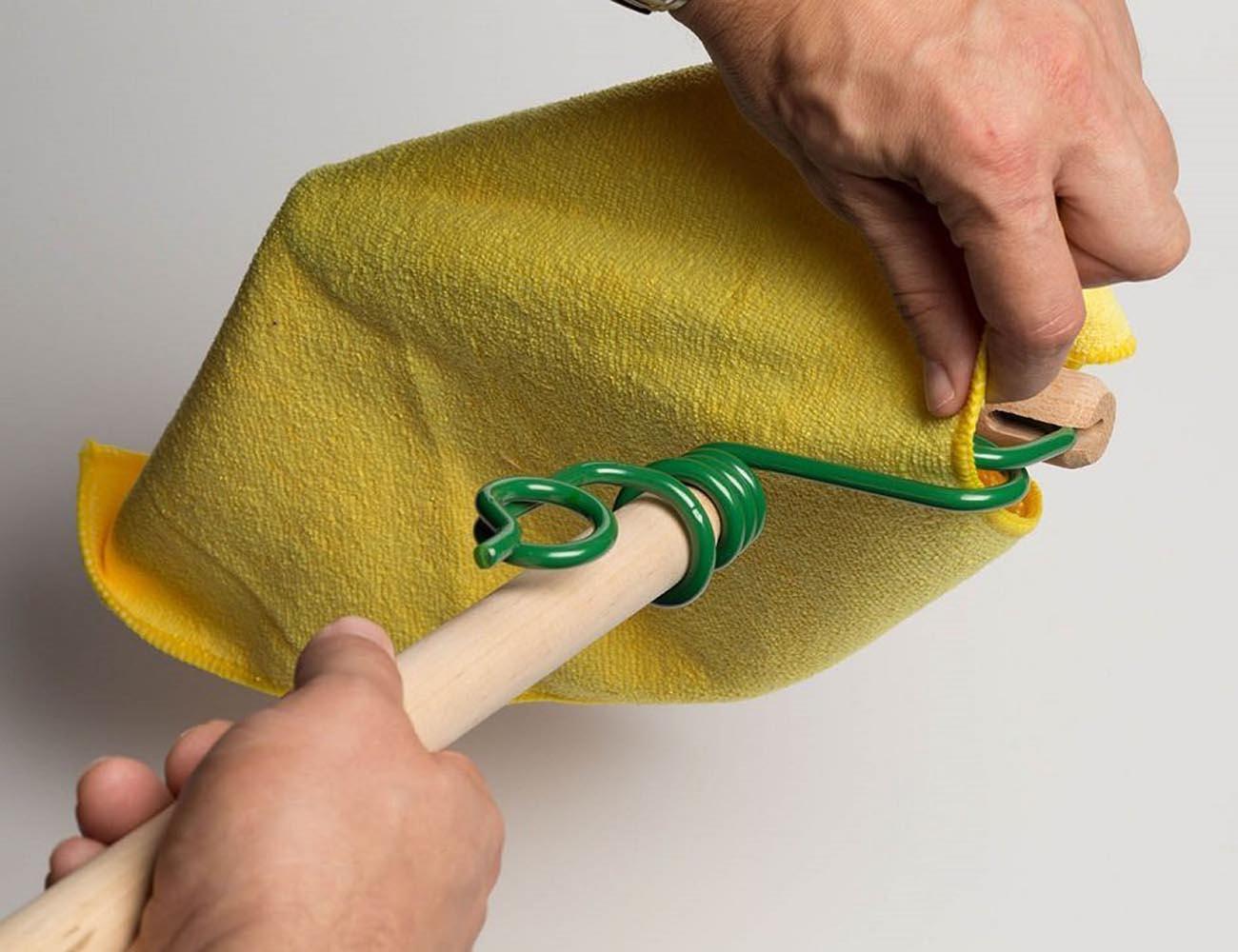 Quick-Loop Mop