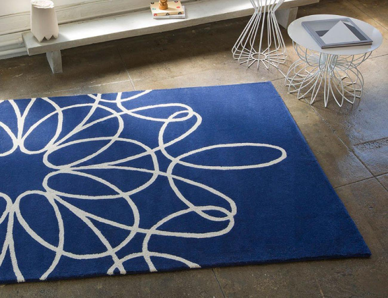 Ribbon Area Rug by notNeutral