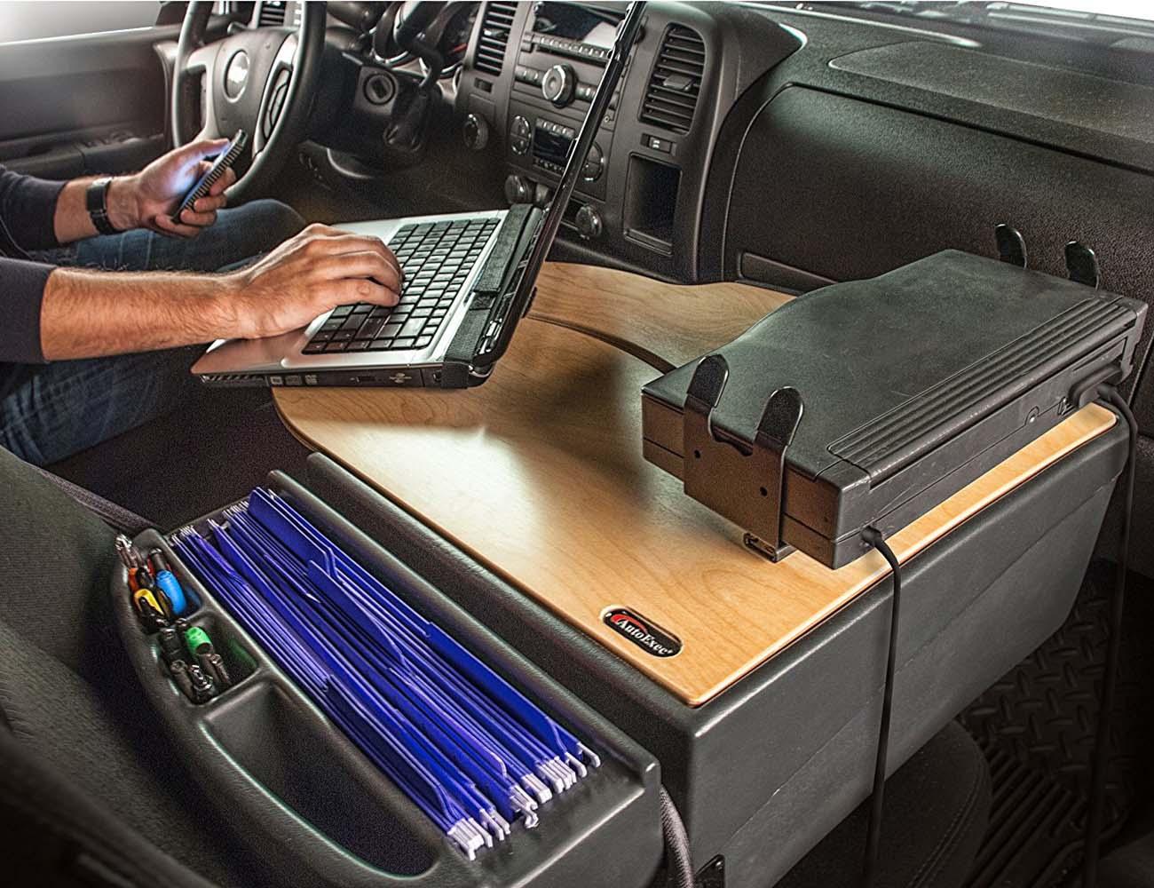 RoadMaster Truck Desk