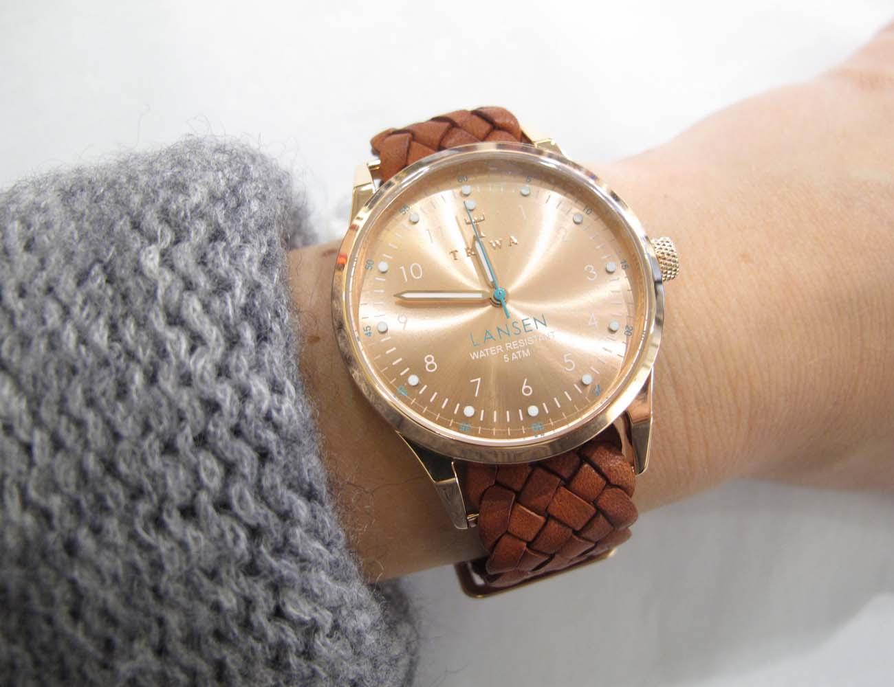 Rose Lansen Watch by Triwa