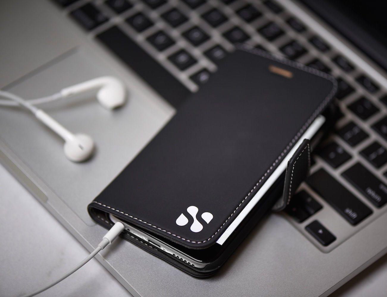 SafeSleeve+IPhone+6+%26amp%3B+Plus+Case+%26%238211%3B+Anti-Radiation+And+RFID+Blocking+Wallet