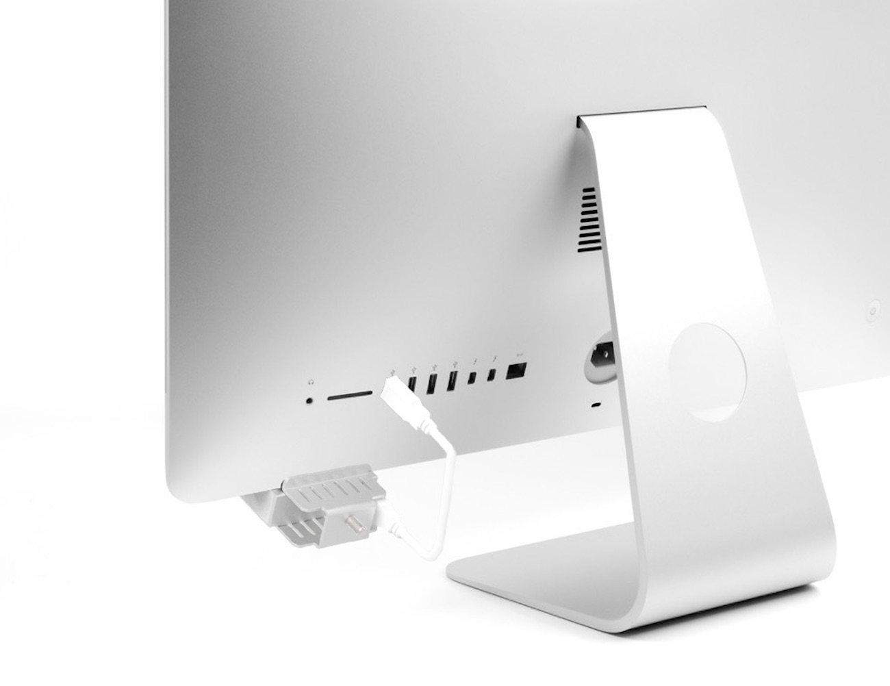 Satechi Aluminum Clamp USB Hub