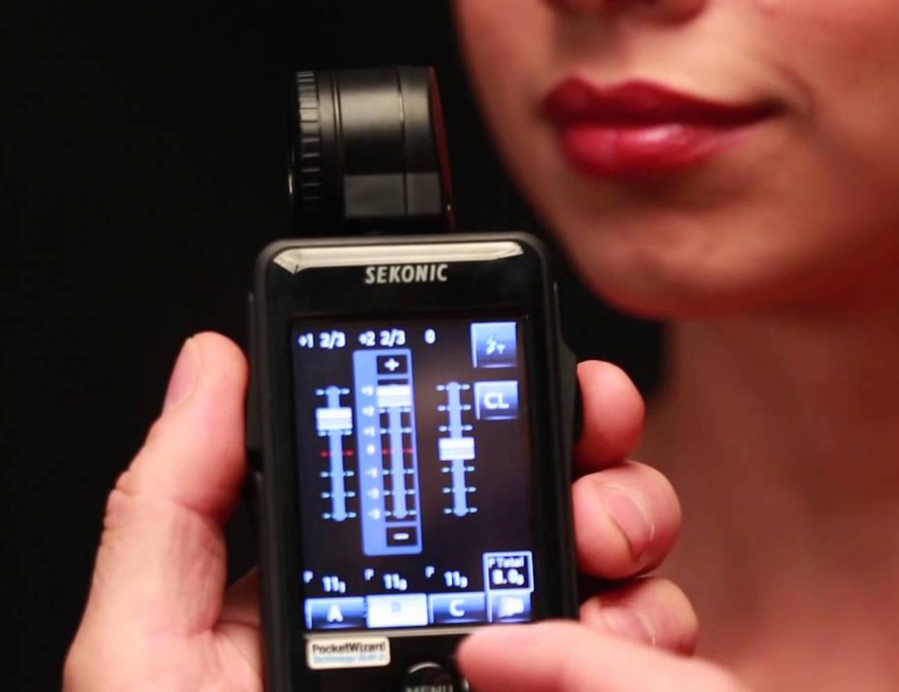Sekonic+LiteMaster+Pro+L-478DR%2FD