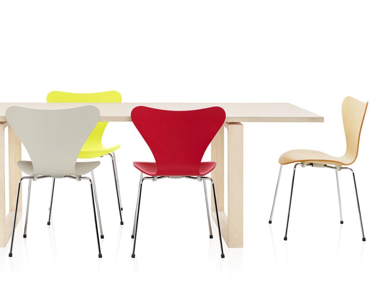 Series 7 Childrenu0027s Chair By Arne Jacobsen