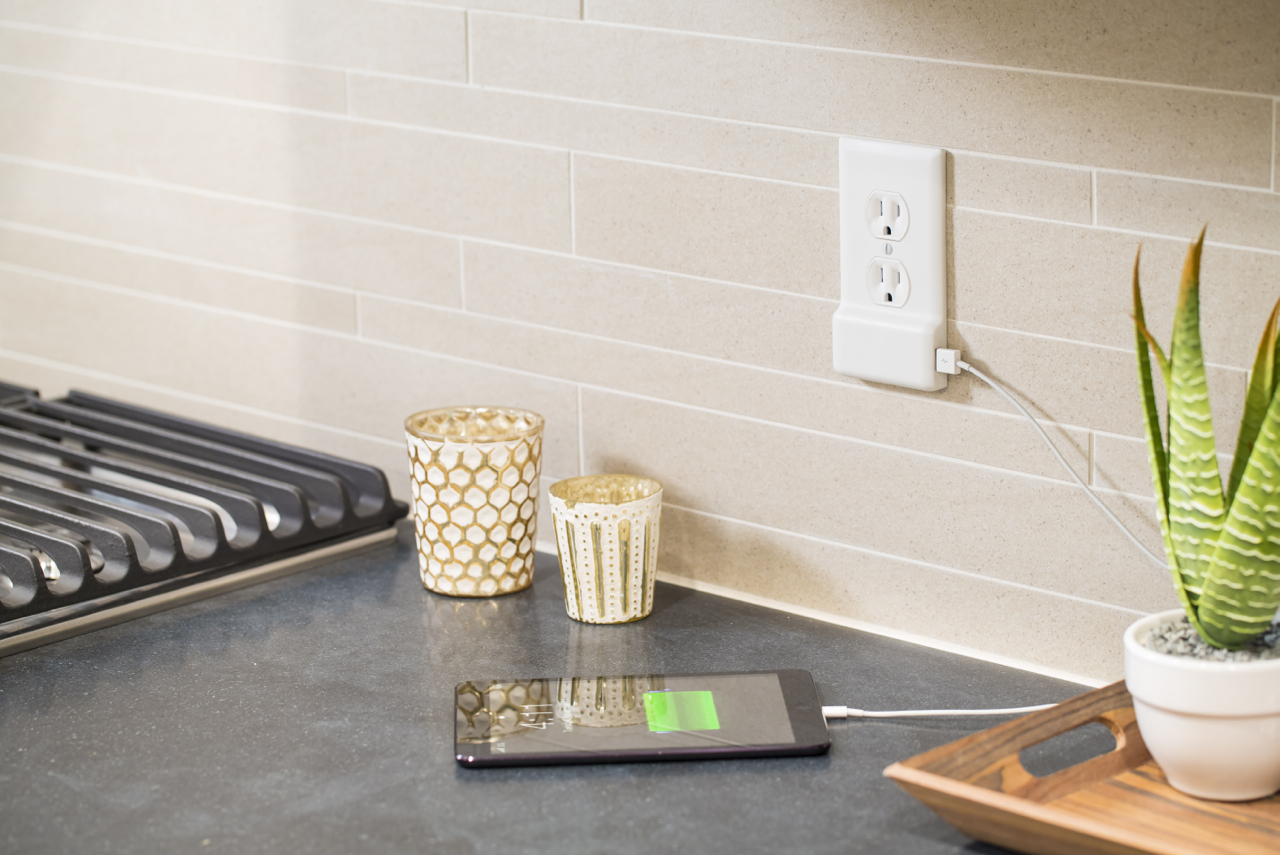 SnapPower Gives You USB Access Anywhere