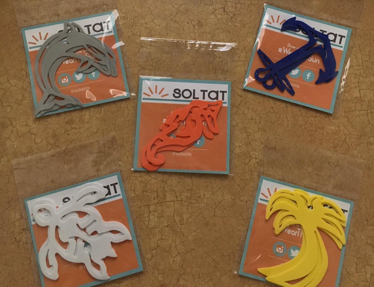 SolTat – Wear the Sun