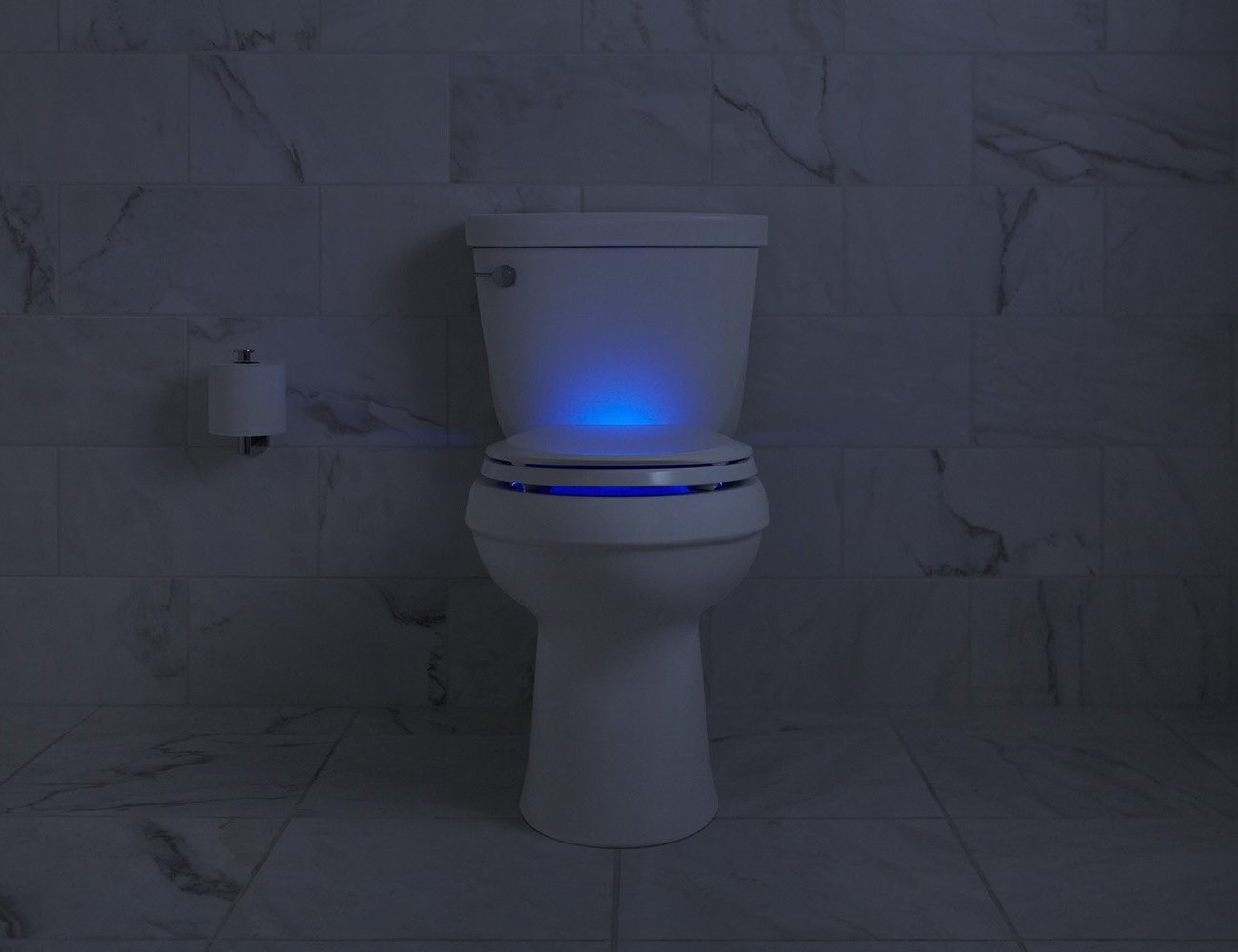 Sound Activated Nightlight Toilet Seat 187 Review