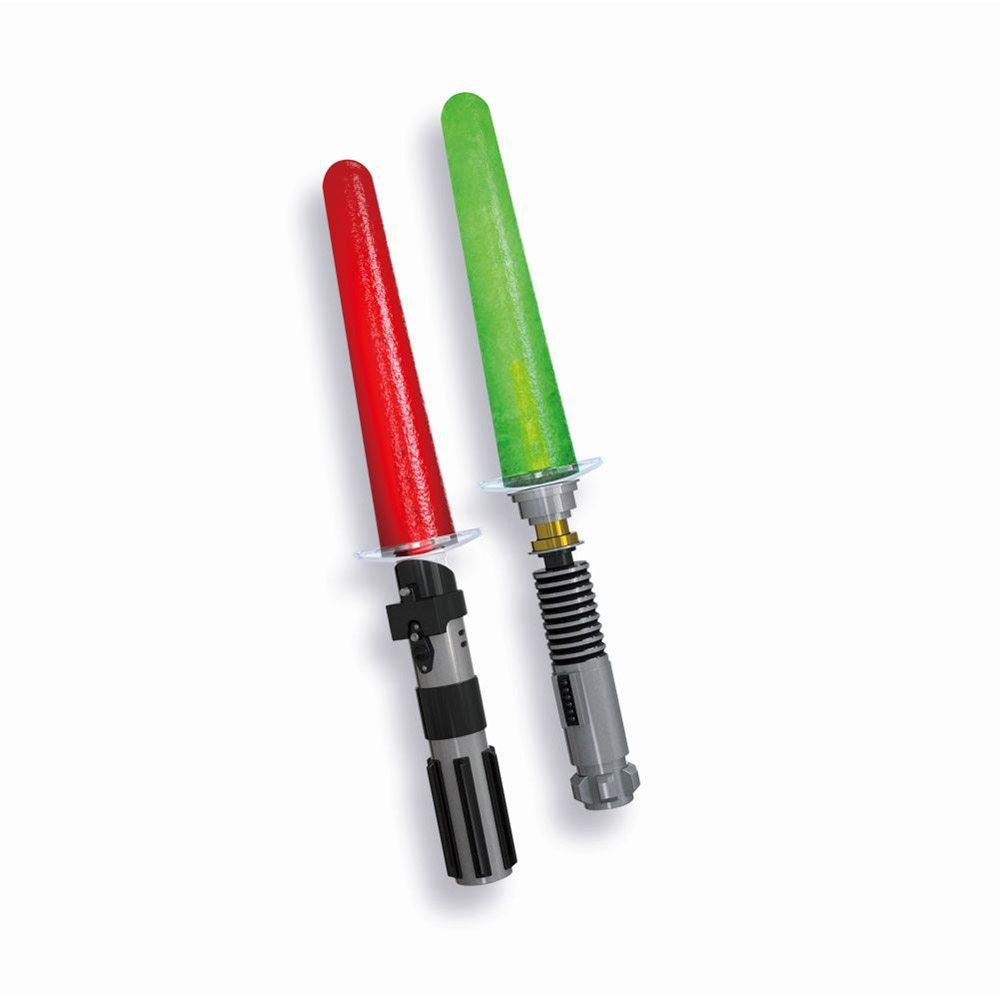 Star Wars Glowing Lightsaber Ice Pop Maker