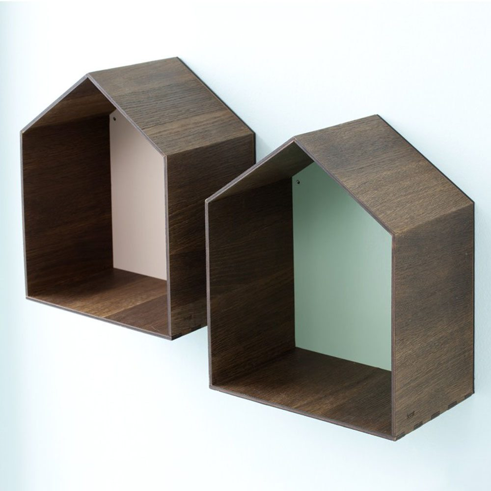 Studio Wall Shelving Unit
