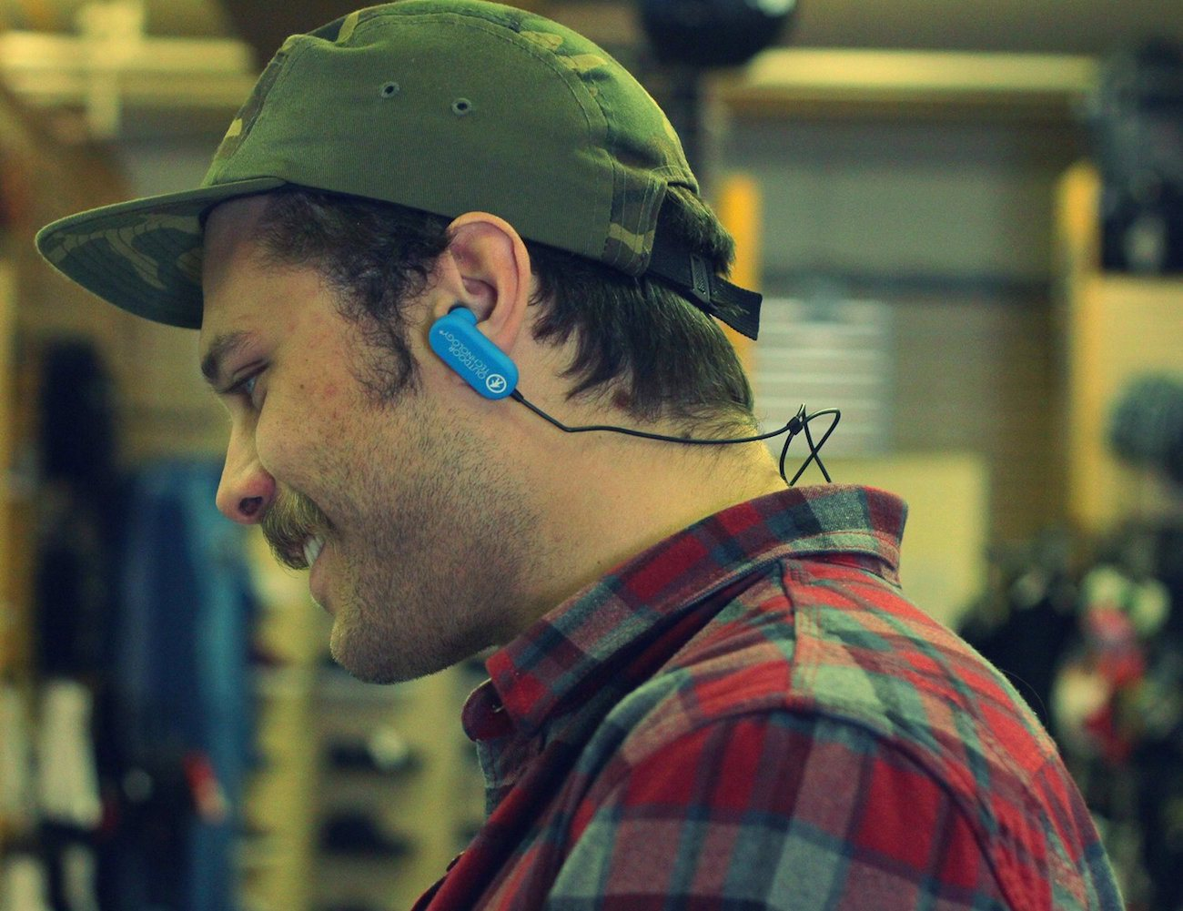 Tags Wireless Earbuds by Outdoor Tech