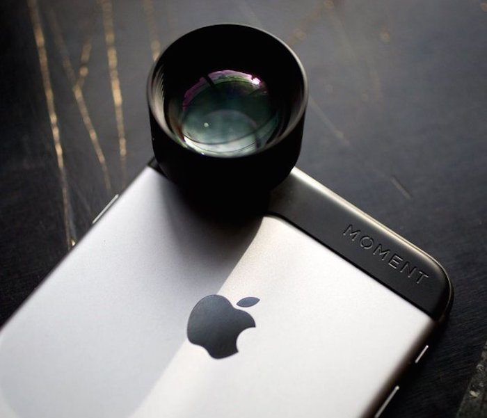 Telephoto Smartphone Lens by Moment