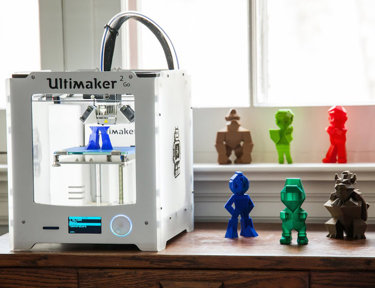 The Mighty Mini 3D Printer