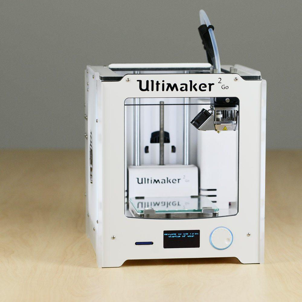 The Mighty Mini 3D Printer