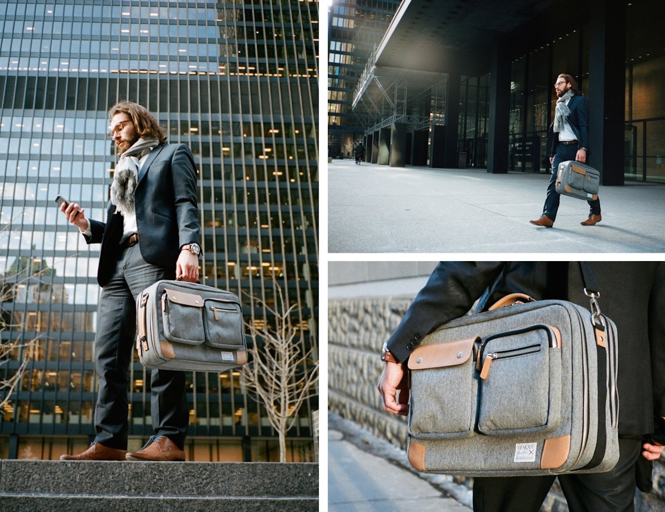 The Most Advanced Briefcase