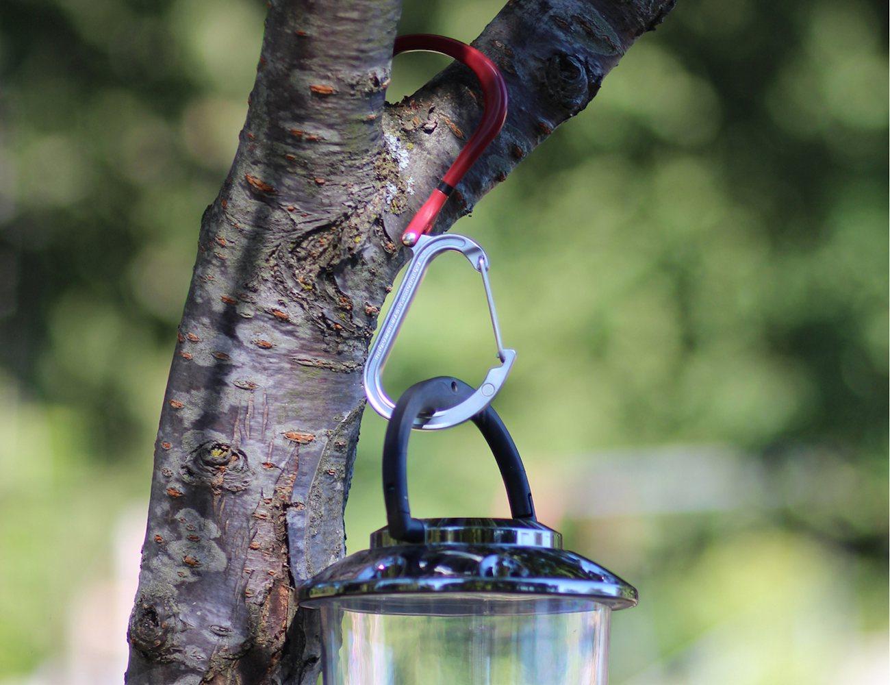 The Qlipter – Clip it, hook it, hang it, hack it