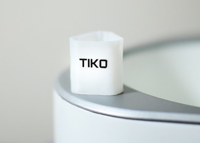Tiko – The Unibody 3D Printer