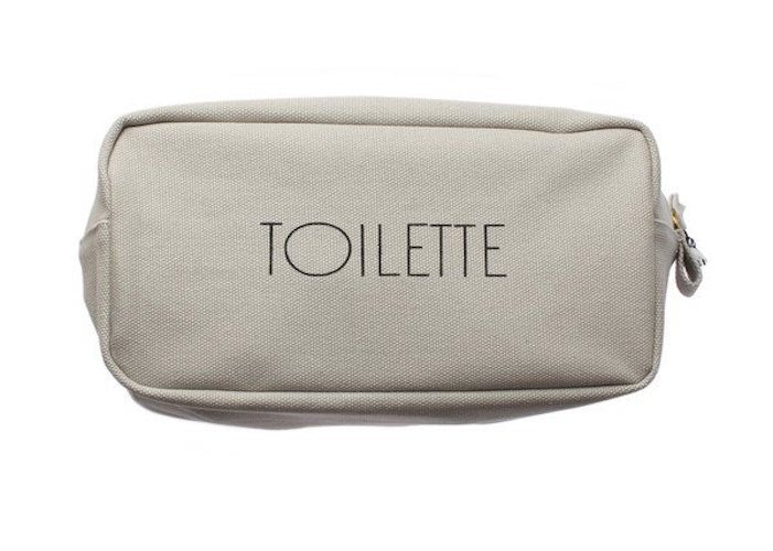 Toilette Dopp Kit Design by Izola