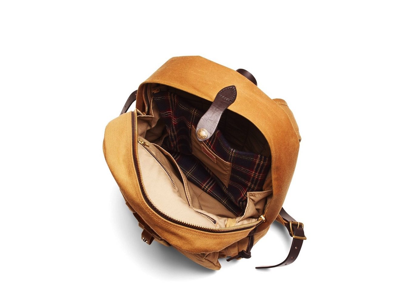 Twill Backpack by Filson x Brooks Brothers