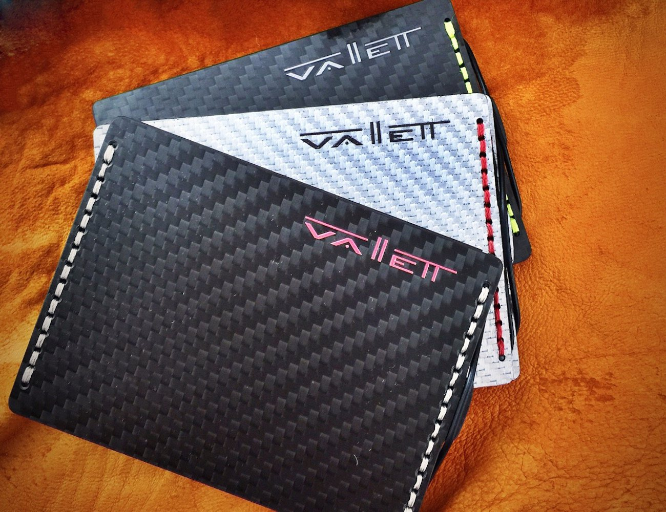 Vallett – The New Small Wallet