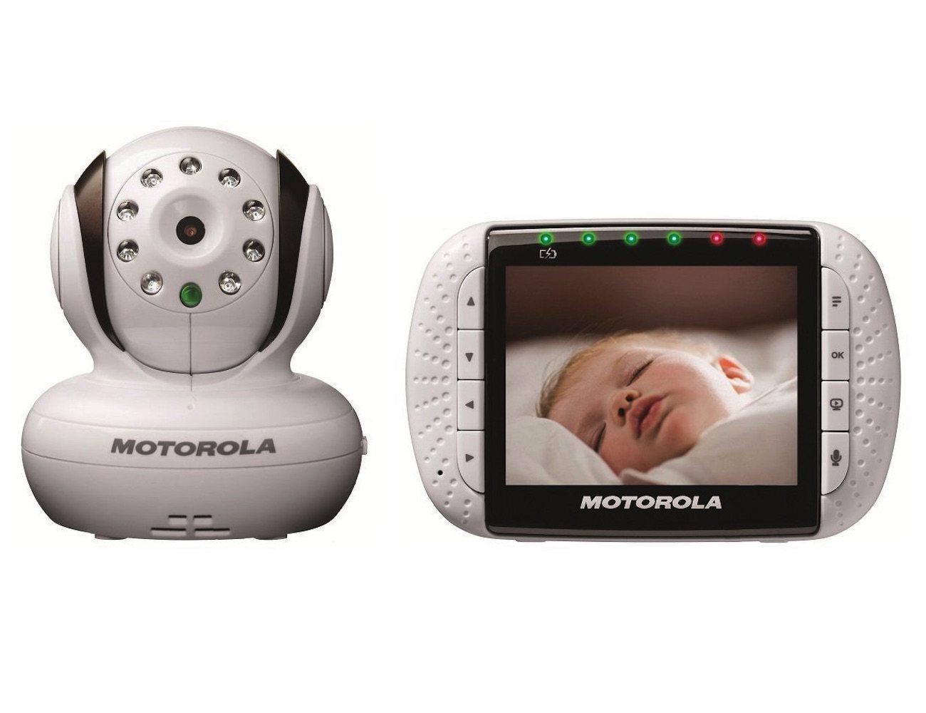 Wireless Digital Infrared Video Baby Monitor