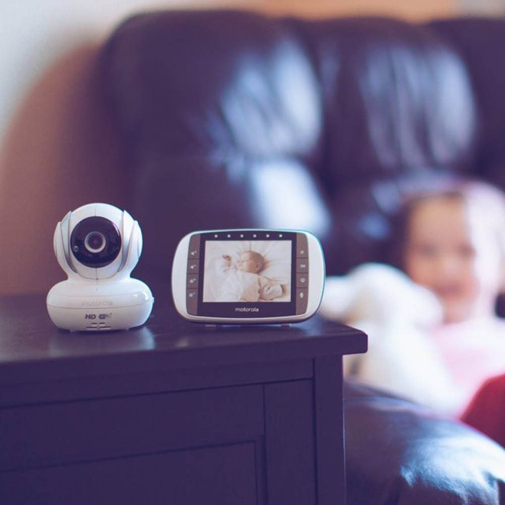 Wireless+Digital+Infrared+Video+Baby+Monitor