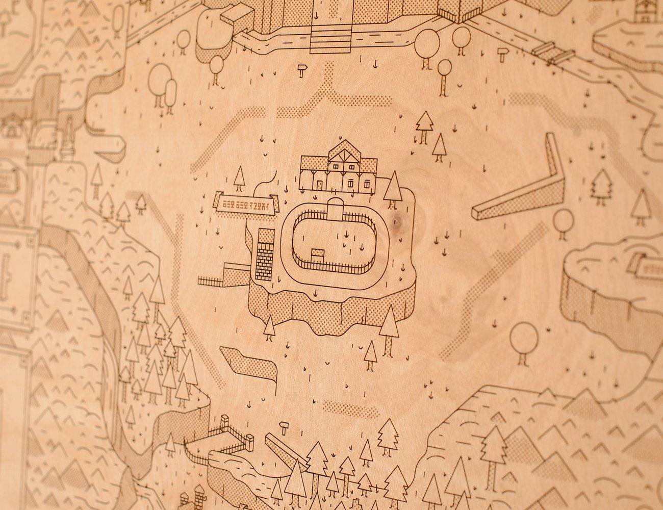 Woodlands: Hyrule