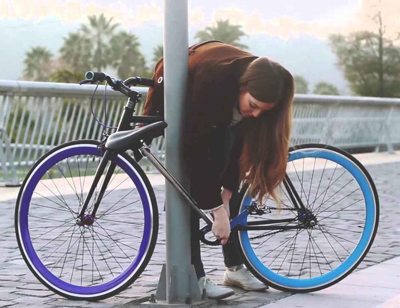YERKA – 'The Unstealable Bike'