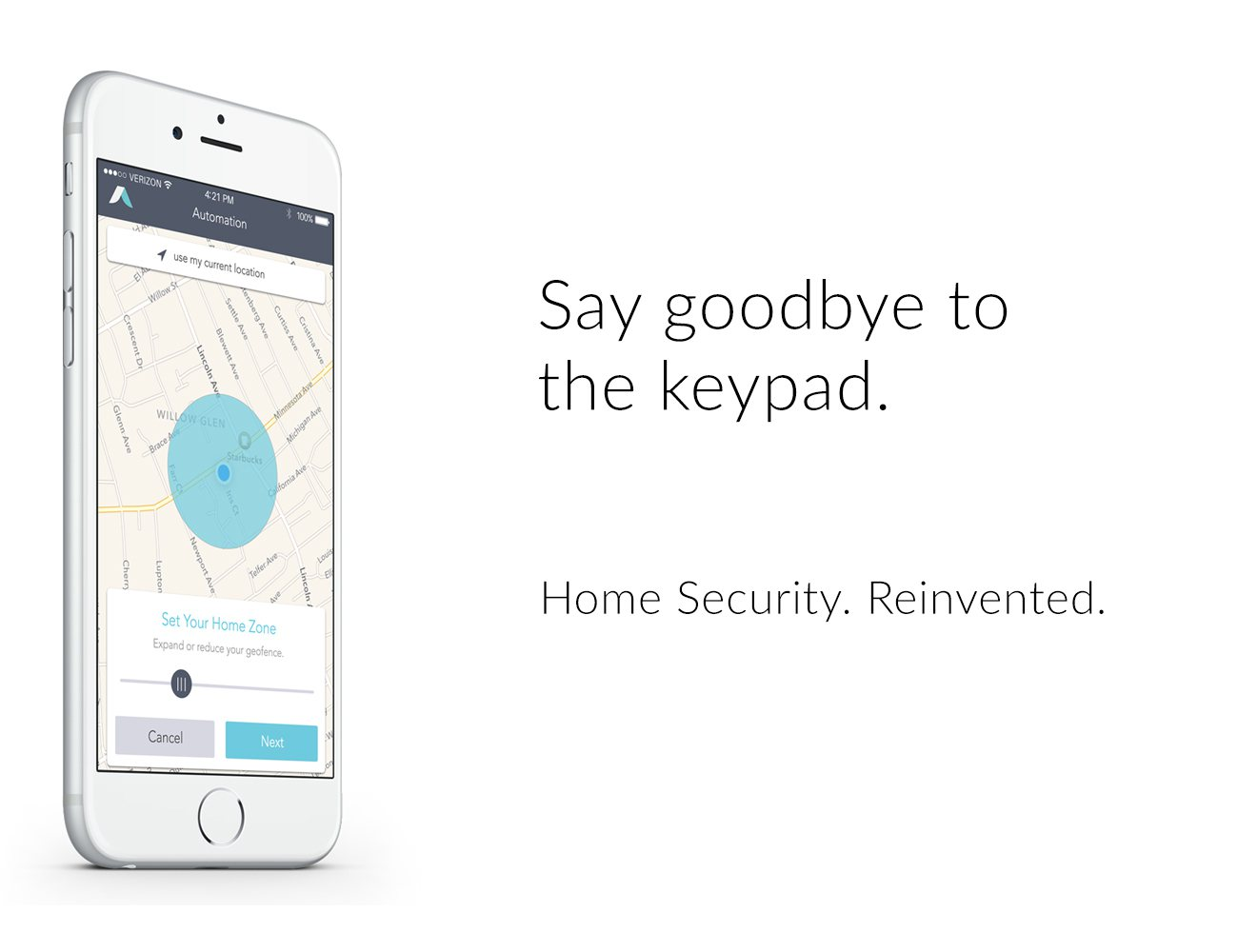 abode – Home Security & Automation. Reinvented.